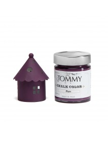 CHALK BASED ACRYLIC PAINT 140ML PLUM