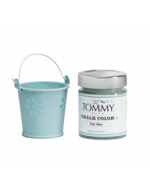 CHALK BASED ACRYLIC PAINT 140ML PALE BLUE
