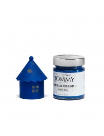 CHALK BASED ACRYLIC PAINT 140ML ENGLISH BLUE