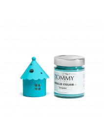 CHALKY COLOR TOMMYART 140ML TURQUOISE