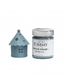 CHALKY COLOR TOMMYART 140ML LIGHT BLUE GREY