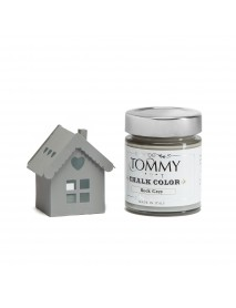 CHALK BASED ACRYLIC PAINT 140ML ROCK GREY
