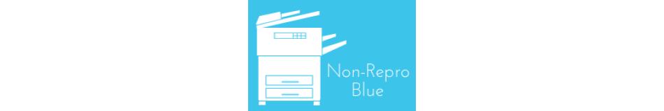 Μολύβια non-photo blue