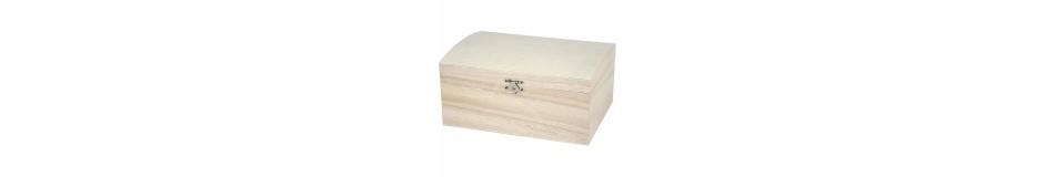 Ξύλινα κουτιά-Μπιζουτιέρες