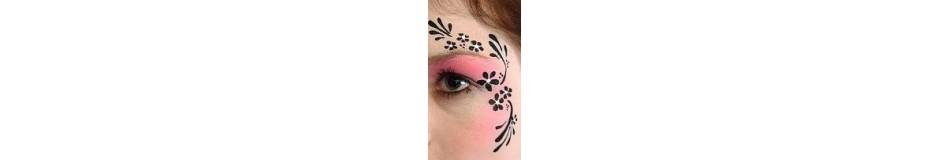 Xρώματα face-painting