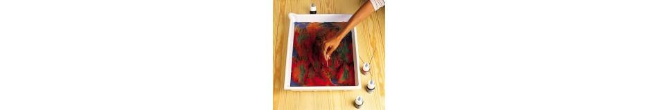 Χρώμα Μαρμαρογραφίας